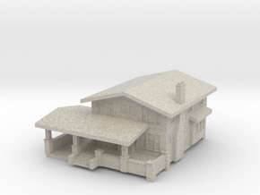 Sears Shadowlawn House - Zscale in Natural Sandstone