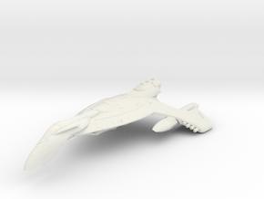 Solaere WarBird Class  BattleInterceptor in White Natural Versatile Plastic
