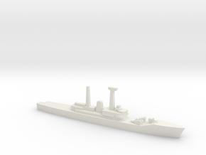 Leander-class frigate Batch 3, 1/2400 in White Natural Versatile Plastic