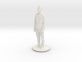 Printle C Homme 496 - 1/35 in White Natural Versatile Plastic