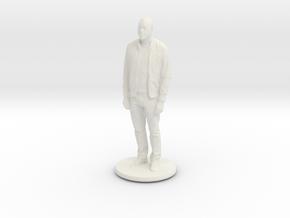 Printle C Homme 505 - 1/43 in White Natural Versatile Plastic