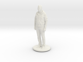 Printle C Homme 508 - 1/43 in White Natural Versatile Plastic