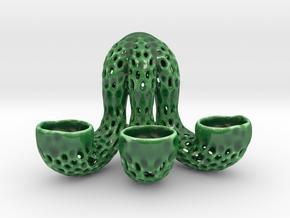 PlanterV1 in Gloss Oribe Green Porcelain