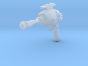 Alien Blaster (1:12 Scale) in Smooth Fine Detail Plastic