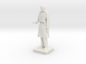 Printle C Homme 574 - 1/64 in White Natural Versatile Plastic