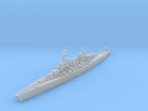 Lexington class battlecruiser (1940s) 1/4800 in Smooth Fine Detail Plastic