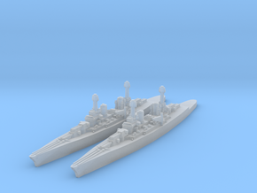 Lexington class battlecruiser (1920s) in Smooth Fine Detail Plastic