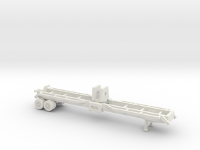 turbo ride trailer in White Natural Versatile Plastic