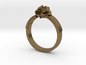 Ring Cubes in Natural Bronze: 9 / 59