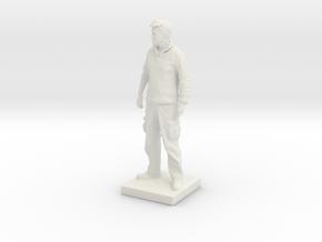 Printle C Homme 607 - 1/64 in White Natural Versatile Plastic