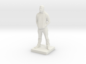 Printle C Homme 610 - 1/64 in White Natural Versatile Plastic