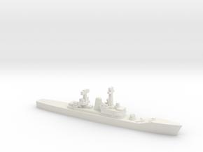 Van Speijk-class frigate (1976), 1/2400 in White Natural Versatile Plastic
