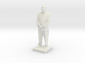 Printle C Homme 618 - 1/64 in White Natural Versatile Plastic