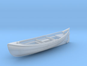 1/350 USN 26-foot Motor Whaleboat in Smooth Fine Detail Plastic