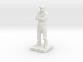 Printle C Homme 621 - 1/64 in White Natural Versatile Plastic