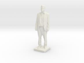 Printle C Homme 643 - 1/64 in White Natural Versatile Plastic