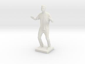Printle C Homme 646 - 1/64 in White Natural Versatile Plastic