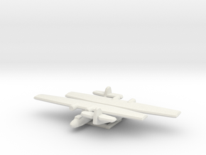 PBY 1/600 x2 in White Natural Versatile Plastic