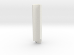 Hand Grips For Four-level Handlebar Part A in White Natural Versatile Plastic