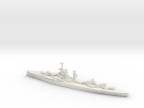 HMS Iron Duke 1/3000 in White Strong & Flexible