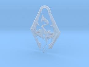 The Elder Scrolls V Skyrim in Smooth Fine Detail Plastic: Medium