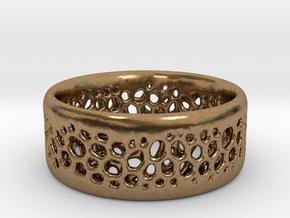 Breathing metal in Natural Brass: 12 / 66.5