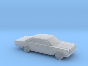 1/160 1966 Ford Galaxie Coupe in Frosted Ultra Detail