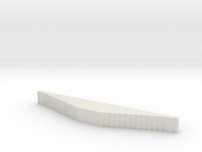 tender leafspring in White Natural Versatile Plastic