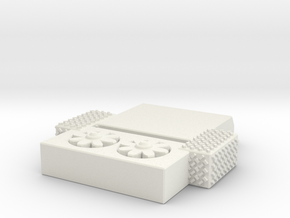 1/64 2009-2012 KME AC in White Natural Versatile Plastic