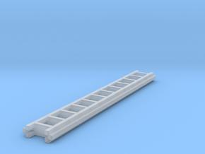 1/87 Ladder #1 in Smooth Fine Detail Plastic
