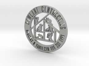 RCS Business Token in Aluminum