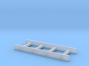 1/87 Mini Ladder in Smooth Fine Detail Plastic