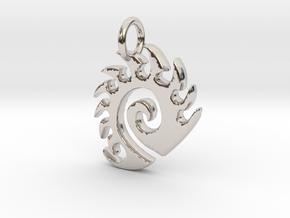 Zerg Charm in Platinum