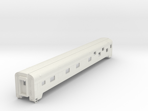 Via Rail Chateu Sleeper H0 in White Natural Versatile Plastic