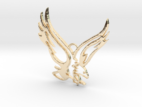 Eagle in 14k Gold Plated