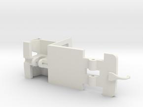 DAF A10 Floor V3 in White Strong & Flexible