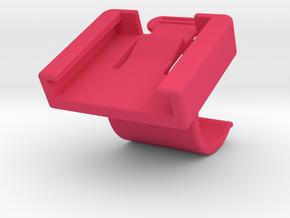 Prologo/Topeak Niteflux Tailight Mount in Pink Processed Versatile Plastic