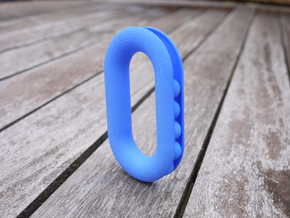 Fidget Beads in Blue Processed Versatile Plastic