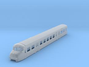 Plan V Bk scale TT in Smooth Fine Detail Plastic