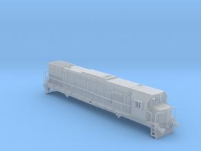 EMD GM GT 22 CU Locomotive in Smooth Fine Detail Plastic