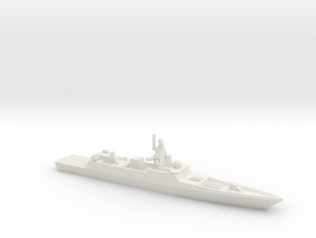 Admiral Gorshkov-class frigate, 1/1250 in White Strong & Flexible