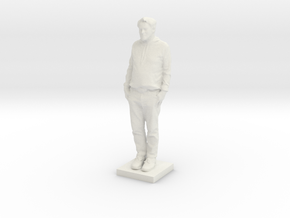 Printle C Homme 694 - 1/87 in White Strong & Flexible