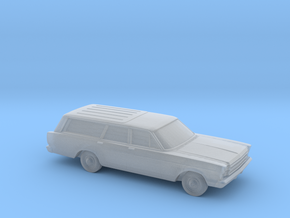 1/160 1966 Ford Country Station Wagon in Frosted Extreme Detail