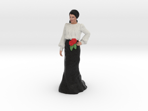 Leila Hatami 3D Model ready for 3d print in Full Color Sandstone