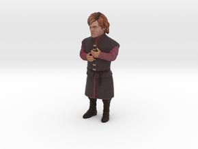 Peter Dinklage 3D Model ready for 3d print 3D prin in Full Color Sandstone