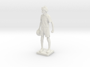 Printle C Homme 723 - 1/32 in White Natural Versatile Plastic