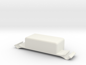Battery Holder - Parrot Sequoia - PART 4 OF 6 in White Natural Versatile Plastic