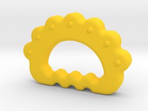 Alvina-T09 (repaired) in Yellow Processed Versatile Plastic