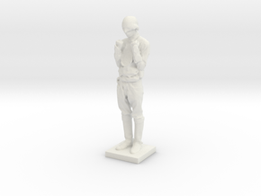 Printle C Homme 712 - 1/32 in White Strong & Flexible