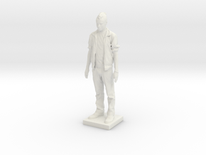Printle C Homme 707 - 1/24 in White Strong & Flexible